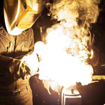 chaleur et flamme